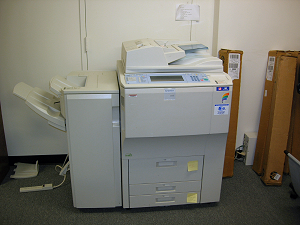 Gestetner CS555 Color Copier