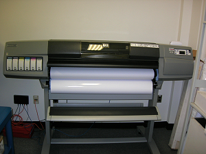 HP DesignJet 5500 Printer/Plotter