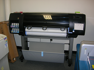 DesignJet Z6100 Poster Printer